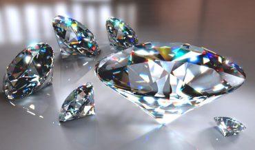 Tại sao kim cương lại rắn và cứng đến như vậy?