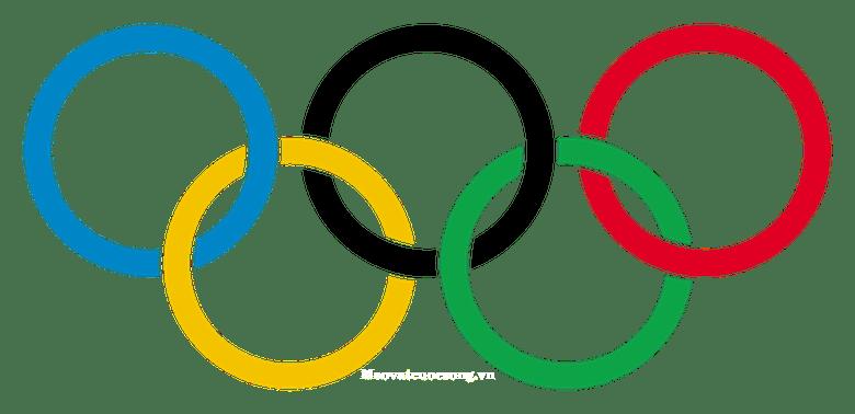 Tại sao trên lá cờ Olympic lại có năm vòng tròn?