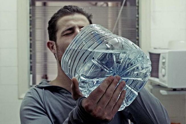 Ngộ độc nước?