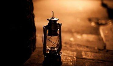 Người mù thắp đèn..