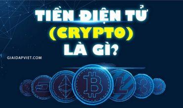 Crypto là gì? Tiền mã hóa