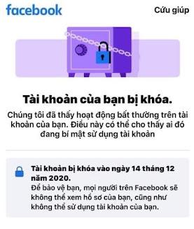 Nguyên Nhân Nhiều Tài Khoản Facebook Tại Việt Nam Có Nguy Cơ Bị Khóa Vĩnh Viễn